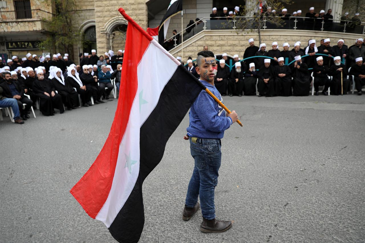 Người Druze phản đối Tổng thống Trump ủng hộ chủ quyền của Israel đối với Cao nguyên Golan