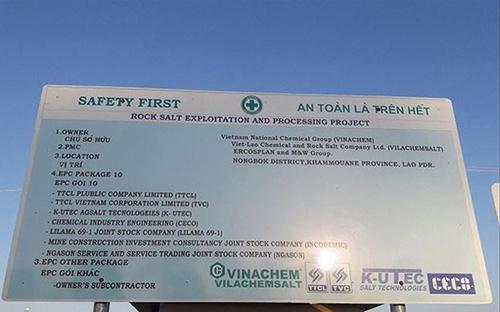 Thêm một tập đoàn nhà nước CSVN sang Lào đầu tư bị thất bại