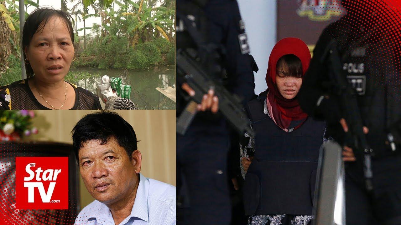 Gia đình Đoàn Thị Hương: quyết định của tòa án Malaysia không công bằng