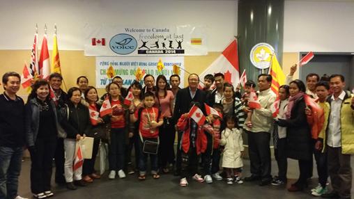 Từ Vancouver đến Houston: Cuộc họp mặt  của những người tử tế (Nam Lộc)