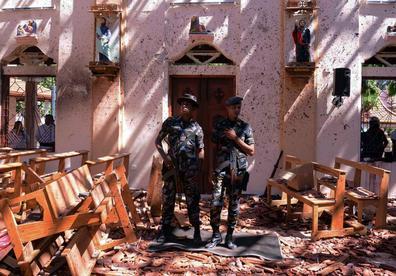 ISIS nhận trách nhiệm khủng bố tại Sri Lanka để trả đũa vụ nổ súng ở New Zealand