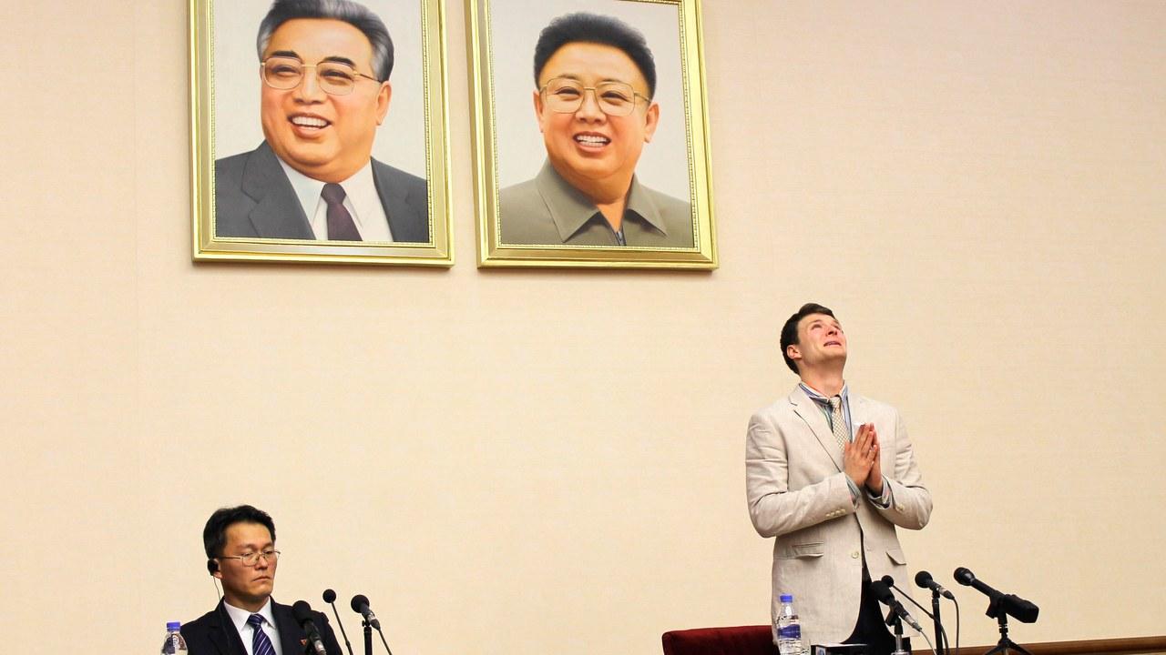 Tổng thống Trump khẳng định Hoa Kỳ không trả tiền cho Bắc Hàn để sinh viên Otto Warmbier trở về nước
