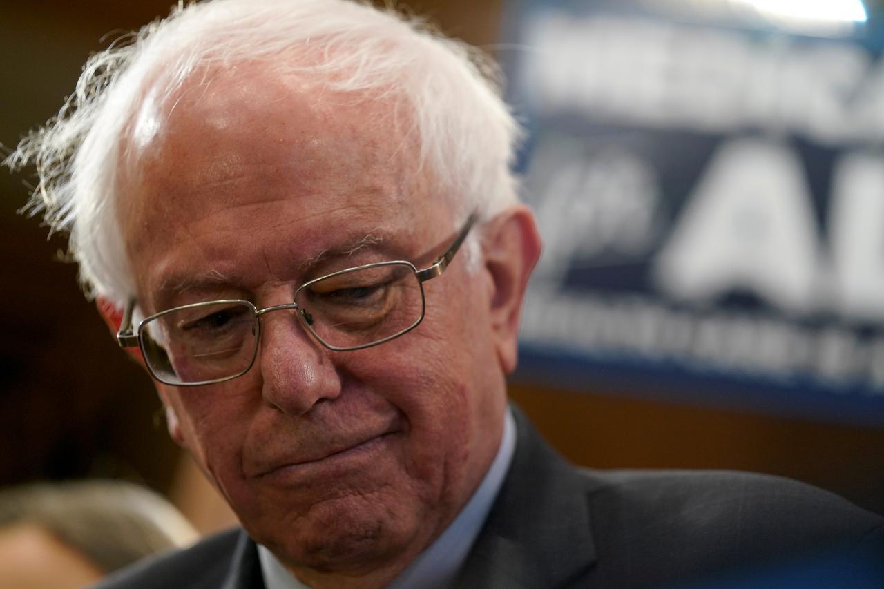 Bản khai thuế cá nhân: Bernie Sanders trở thành triệu phú sau lần tranh cử tổng thống năm 2016