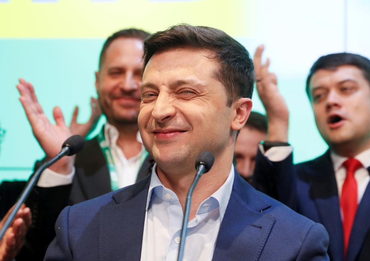Tân tổng thống Ukraine phải gánh vác nhiều kỳ vọng từ người dân