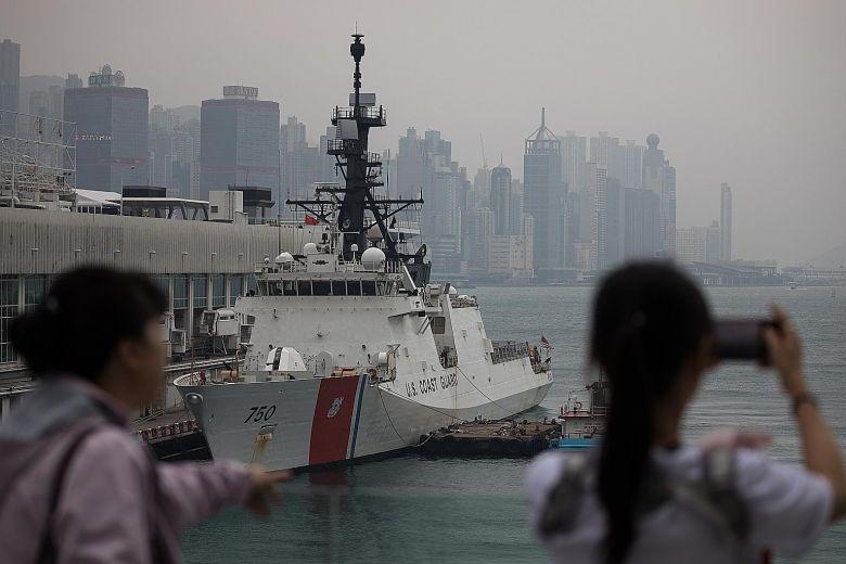 Hoa Kỳ tăng cường lực lượng tuần duyên chống lại sự lớn mạnh của Trung Cộng tại Biển Đông
