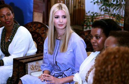 Bà Ivanka Trump truyền tải thông điệp ủng hộ nữ quyền tại Ethiopia
