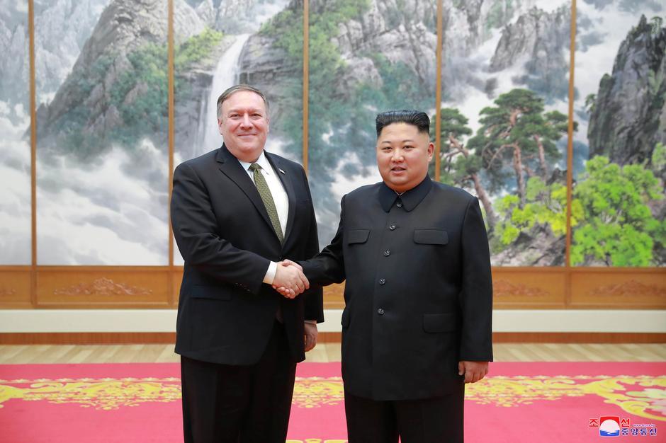 Bắc Hàn kêu gọi Hoa Kỳ thay thế Ngoại trưởng Mike Pompeo khỏi các cuộc đàm phán