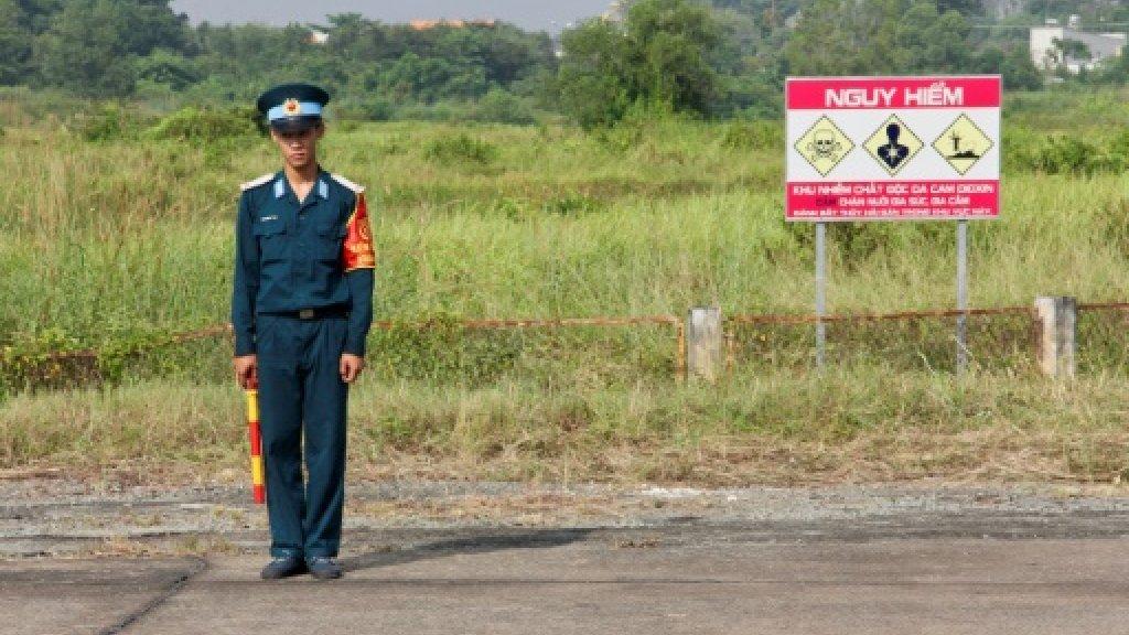 USAID đưa ra chương trình dọn dẹp địa điểm nhiễm chất độc màu da cam tại Biên Hòa