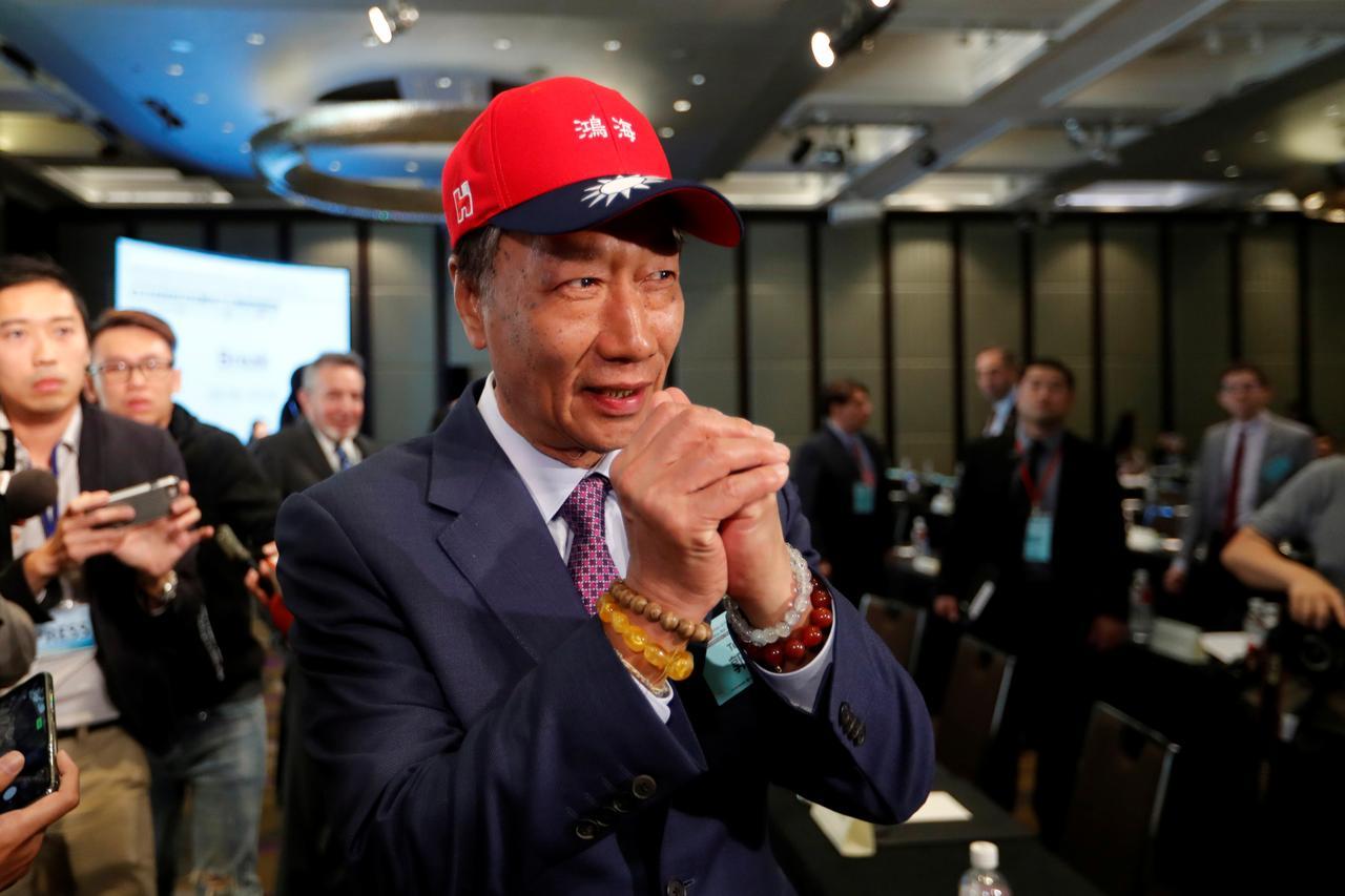 Mối quan hệ giữa chủ tịch công ty Foxconn với Trung Cộng sẽ ảnh hưởng đến cuộc tranh cử ở Đài Loan