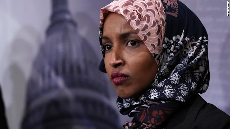 Dân biểu Ilhan Omar nhận được nhiều lời đe dọa ám sát