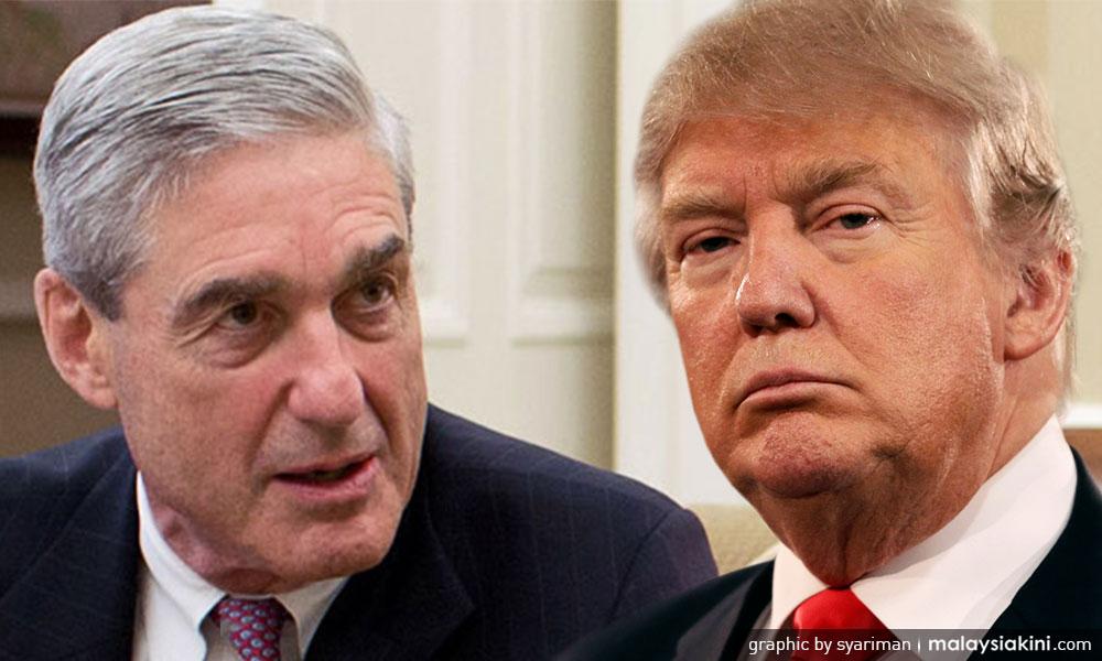 Bản báo cáo của Robert Mueller tiết lộ hành động cản trở điều tra của Tổng thống Trump