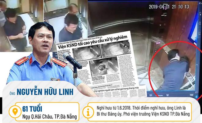 Công an đề nghị xem xét tư cách luật sư của ông Nguyễn Hữu Linh