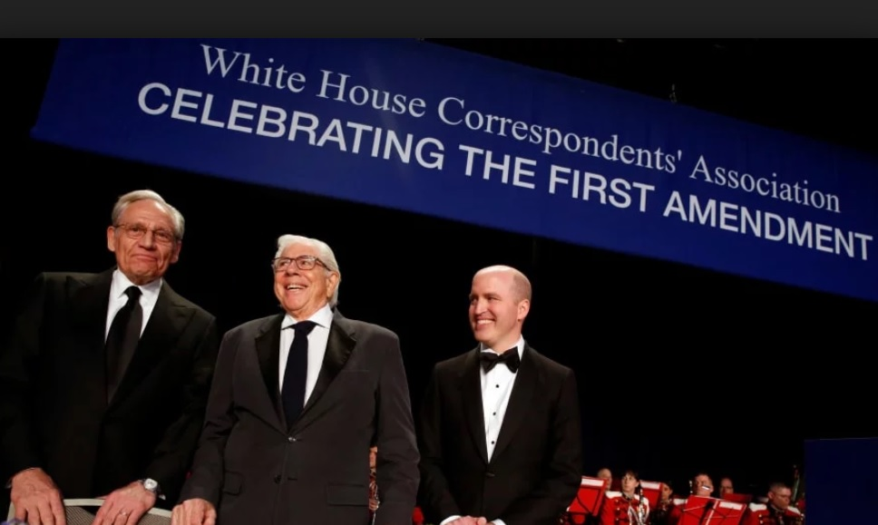 Tổng thống Trump cấm các viên chức tham gia buổi tiệc của Hiệp hội Ký giả Tòa Bạch Ốc
