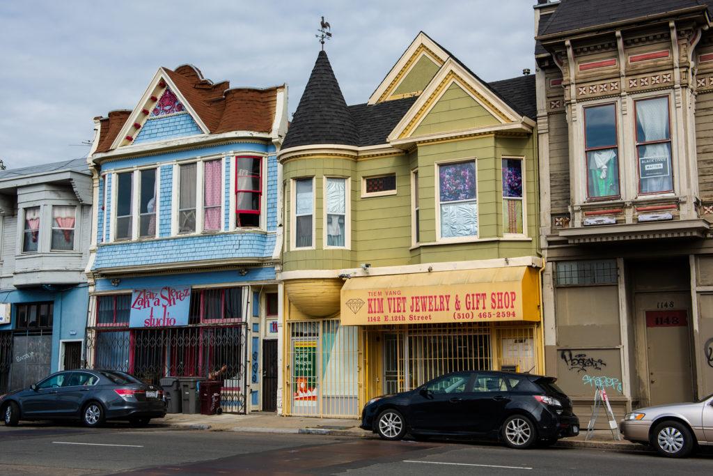Người tị nạn Việt Nam muốn thành lập một Sài Gòn Nhỏ ở tại East Oakland