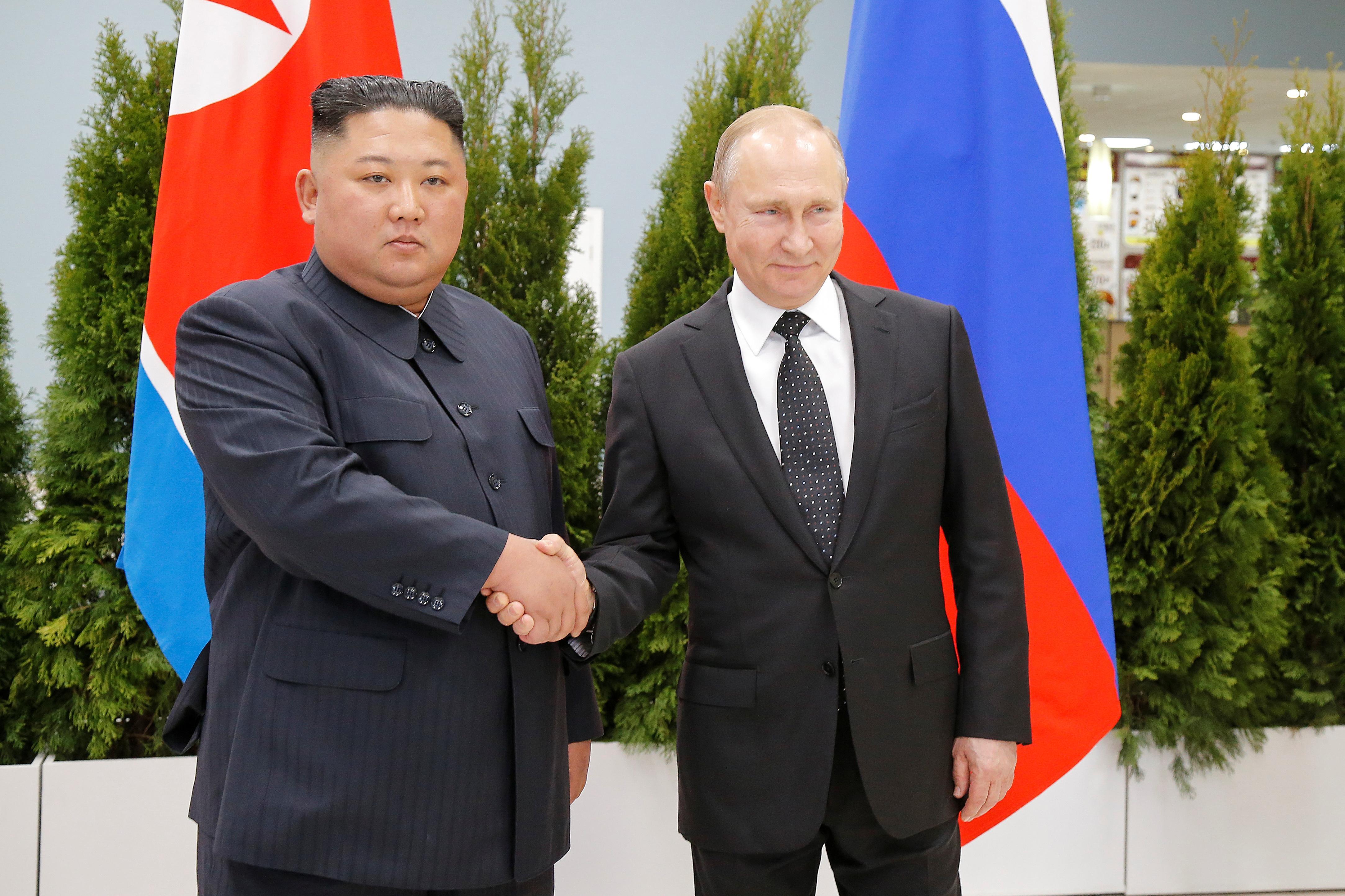 Putin: những bảo đảm của Hoa Kỳ không thể thúc đẩy Bắc Hàn giải trừ nguyên tử