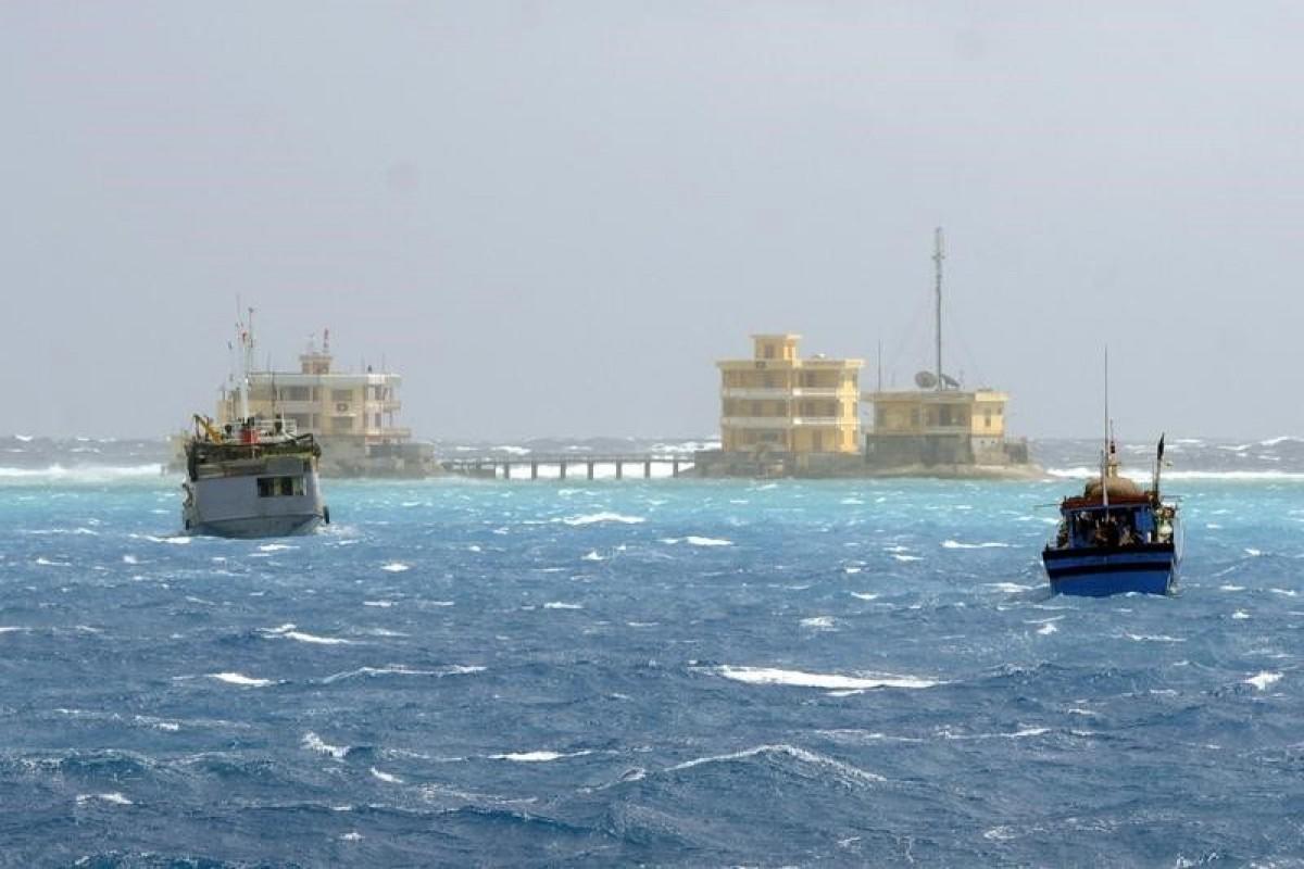 CSVN bí mật xây dựng 10 đảo nhân tạo tại vùng Biển Đông đang tranh chấp