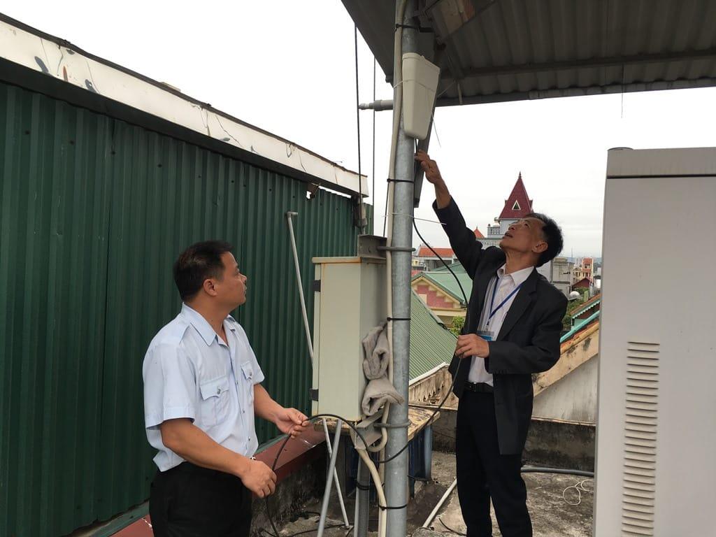 11 người Trung Cộng thuê nhà ở Quảng Ninh để làm nhiễu sóng 3G điện thoại của dân