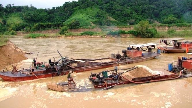 Kinh tế xã hội ở Sài Gòn sẽ bị ảnh hưởng nếu không có cát lậu?