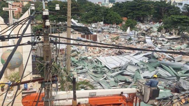 Phòng giáo dục quận Tân Bình ép hiệu trưởng, giáo viên  tuyên truyền việc cướp đất vườn rau Lộc Hưng là hợp pháp