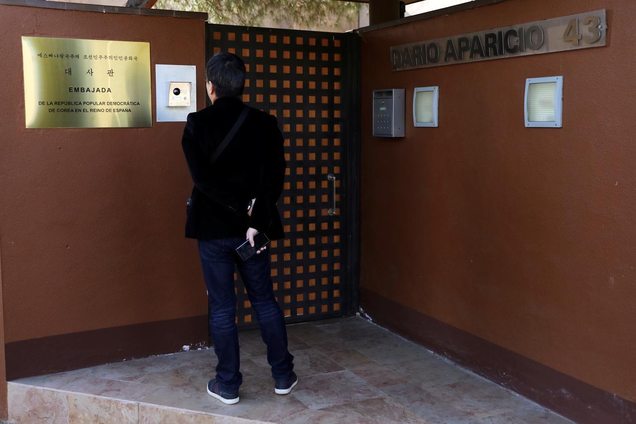 Hoa Kỳ bắt giữ một cựu thủy quân lục chiến tham gia cuộc đột kích Tòa đại sứ Bắc Hàn ở Tây Ban Nha