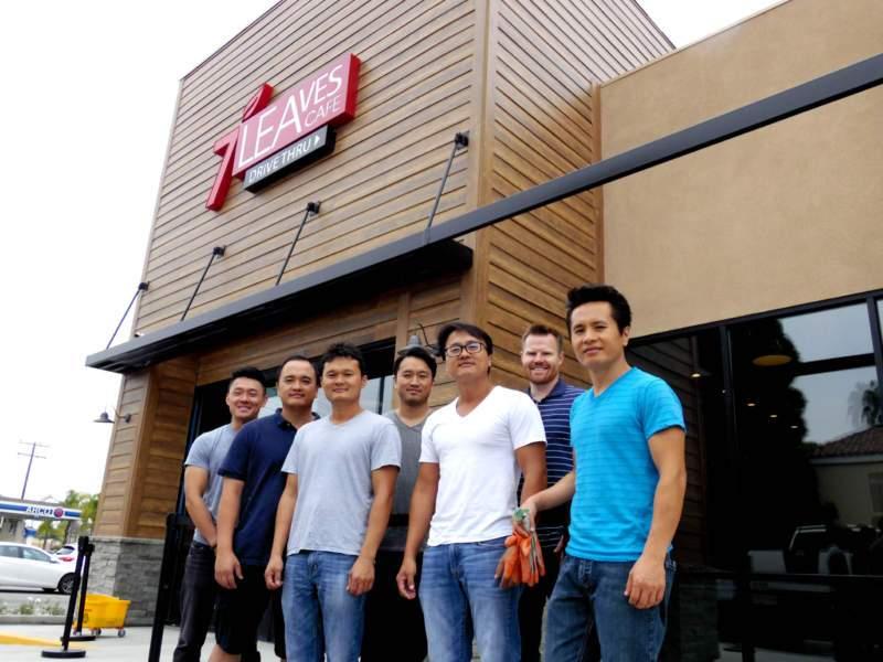 Hệ thống 7 Leaves Cafe của người Việt tại Hoa Kỳ