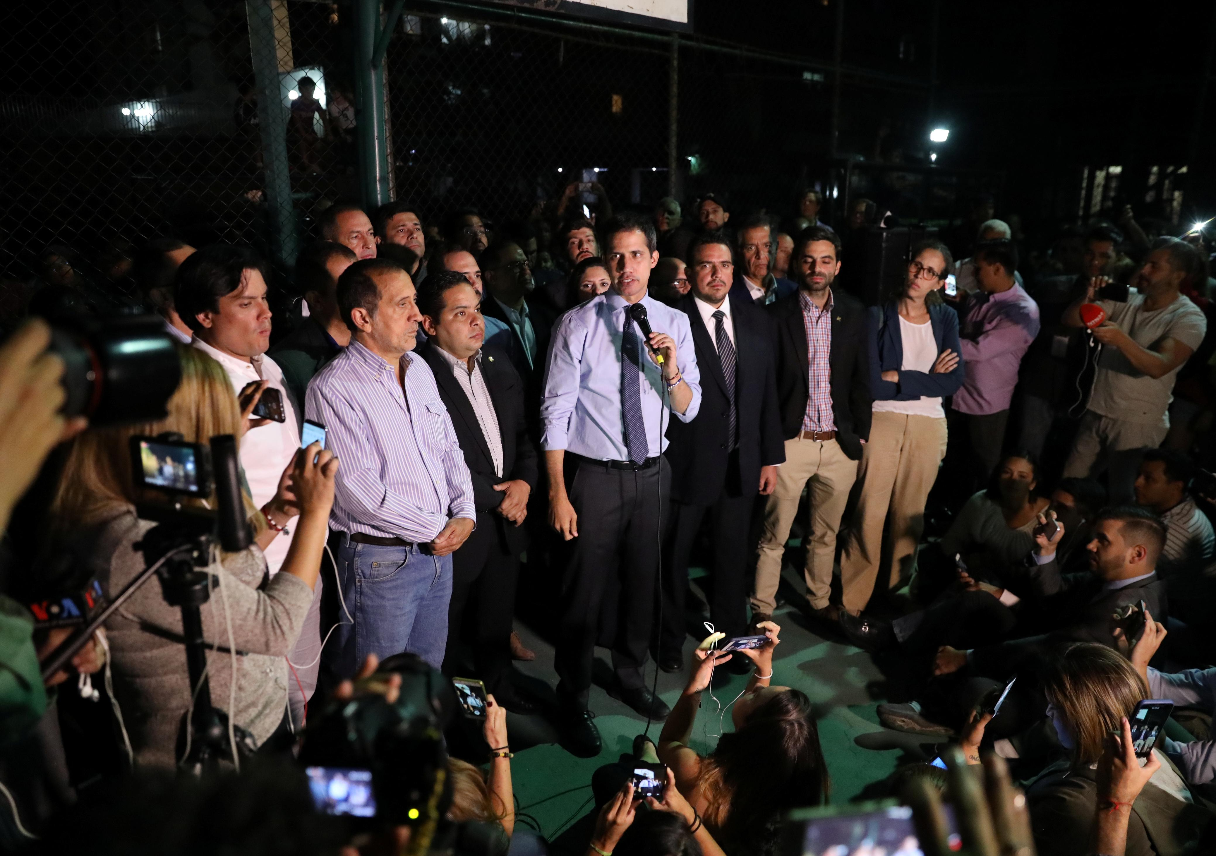 Các nhà lập pháp Venezuela trung thành với ông Maduro đang đưa ra kế hoạch truy tố ông Juan Guaido
