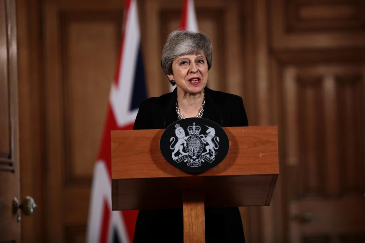 Thủ tướng Anh Theresa May cho rằng thời gian thỏa hiệp càng lâu càng có nguy cơ dẫn đến khả năng không đạt được thỏa thuận Brexit