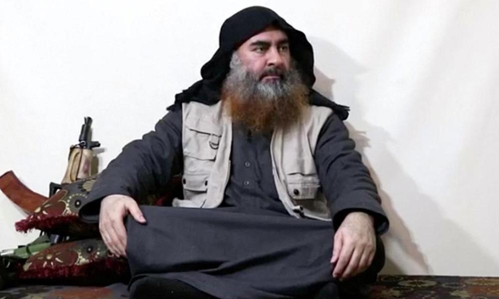 Nhà nước Hồi giáo phát sóng video của thủ lĩnh al-Baghdadi