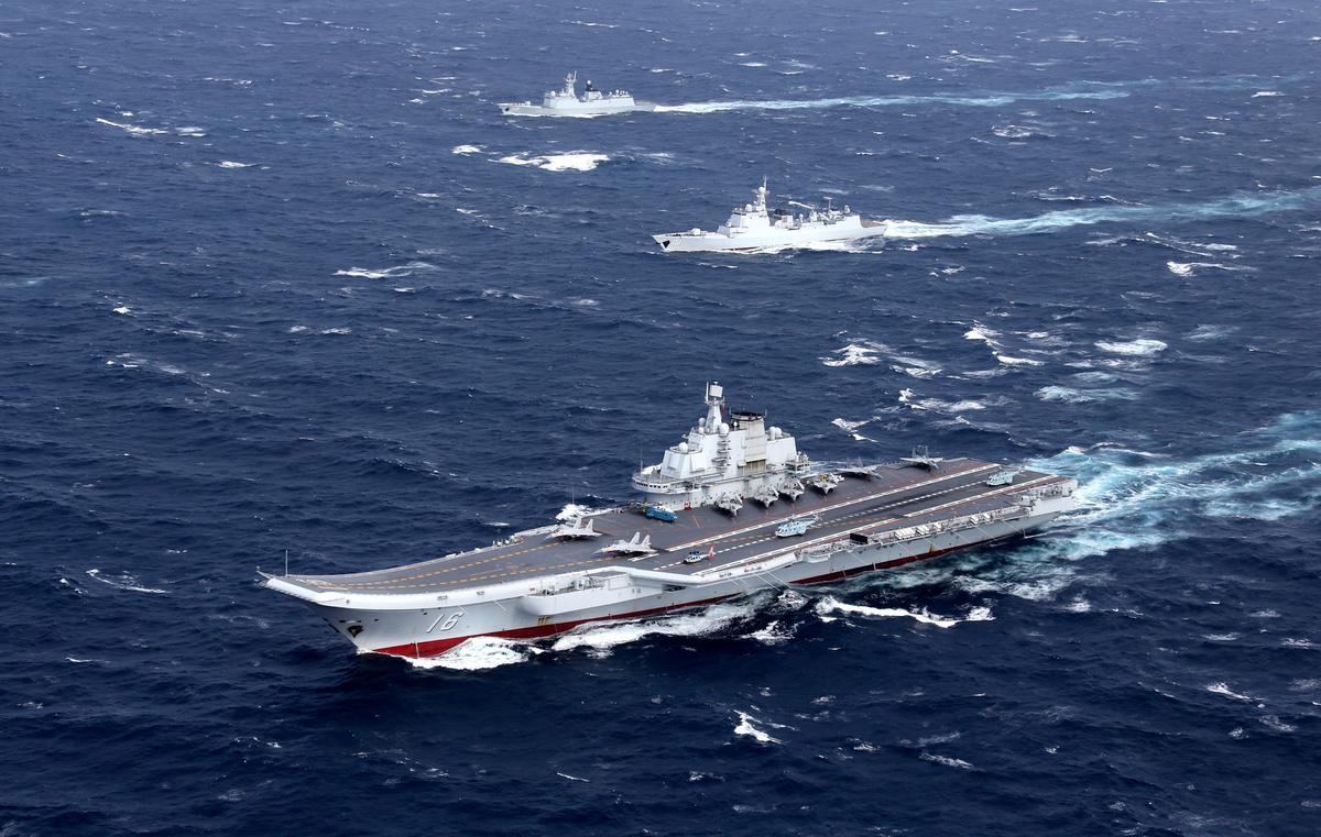 Hoa Kỳ lên án việc Trung Cộng tập trận gần Đài Loan