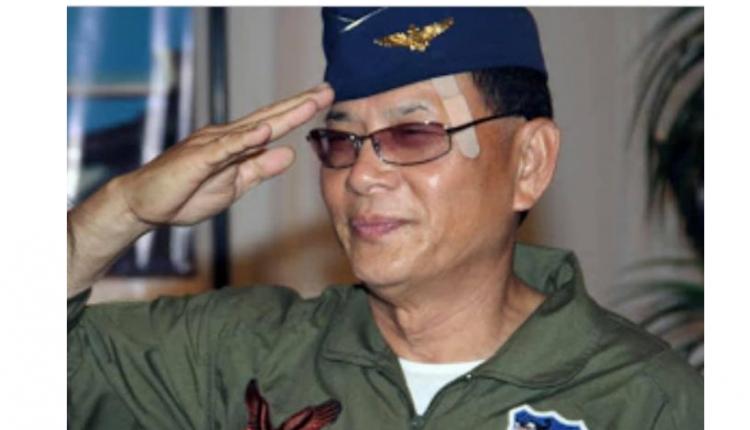 Cựu phi công Lý Tống qua đời