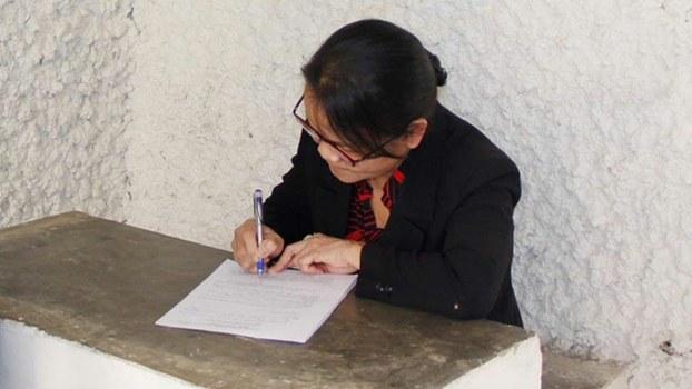 Chính quyền Lâm Đồng bắt giữ một phụ nữ liên quan đến tổ chức Đào Minh Quân
