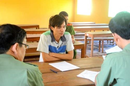 Tù nhân lương tâm Nguyễn Ngọc Ánh được gặp gia đình sau 7 tháng biệt giam
