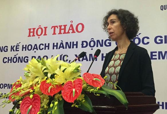 Gần 70% trẻ em Việt Nam từng bị xâm hại, bạo hành