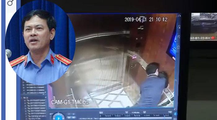 Sắp hết thời hạn tố giác viện phó viện kiểm sát tấn công tình dục bé gái trong thang máy