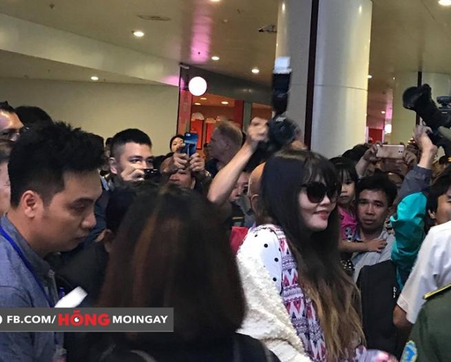 Malaysia phóng thích Đoàn Thị Hương sau 2 năm giam giữ