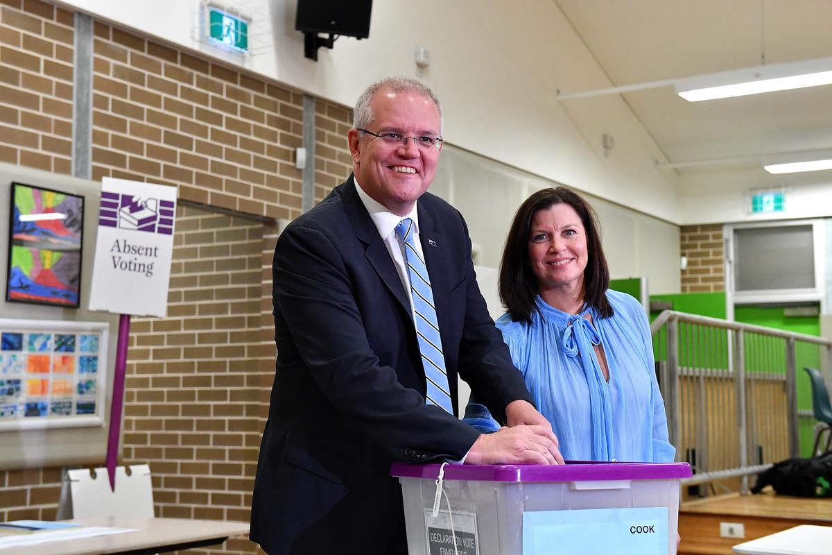 """Chính phủ bảo thủ của Úc đang trên đường giành được thắng lợi """"kỳ diệu"""" trong cuộc bầu cử liên bang"""