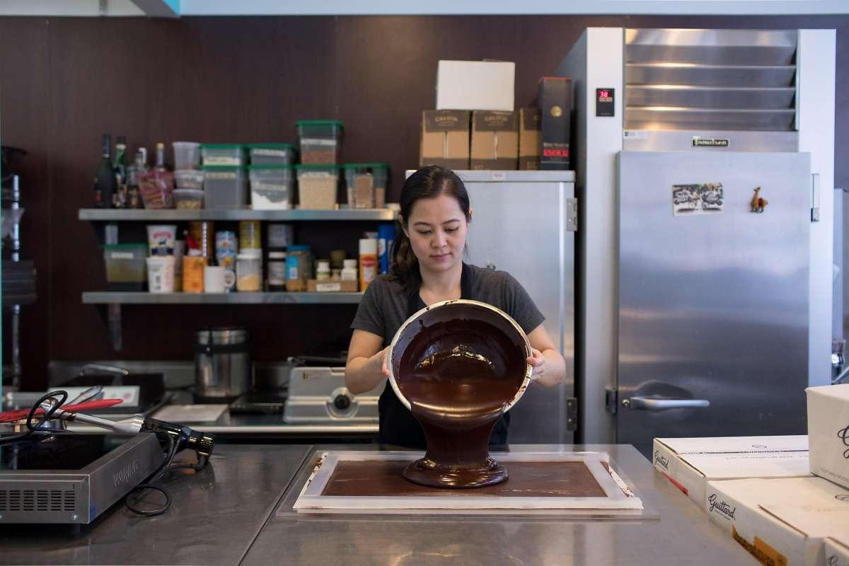 Cô gái gốc Việt lập công ty Chocolate lúc 19 tuổi tại thành phố San Francisco