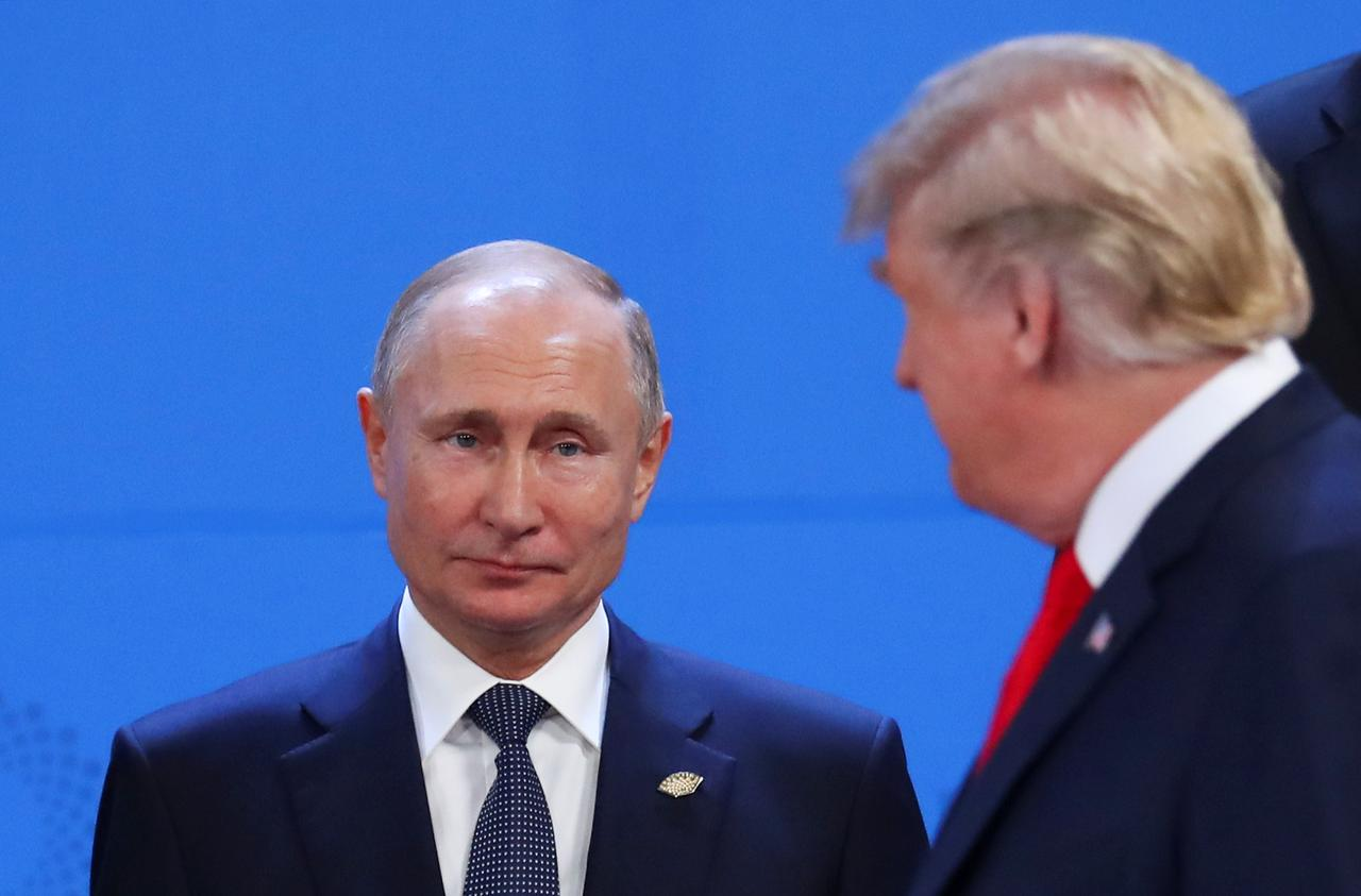 Điện Kremlin chờ đợi quyết định của Hoa Kỳ về cuộc gặp giữa Tổng thống Putin và Tổng thống Trump