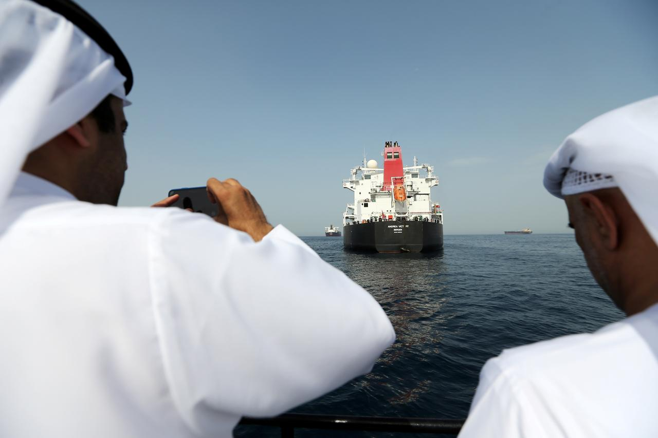 Công ty bảo hiểm cho rằng Vệ binh Cách mạng của Iran nhiều khả năng đã tổ chức các cuộc tấn công vào tàu chở dầu