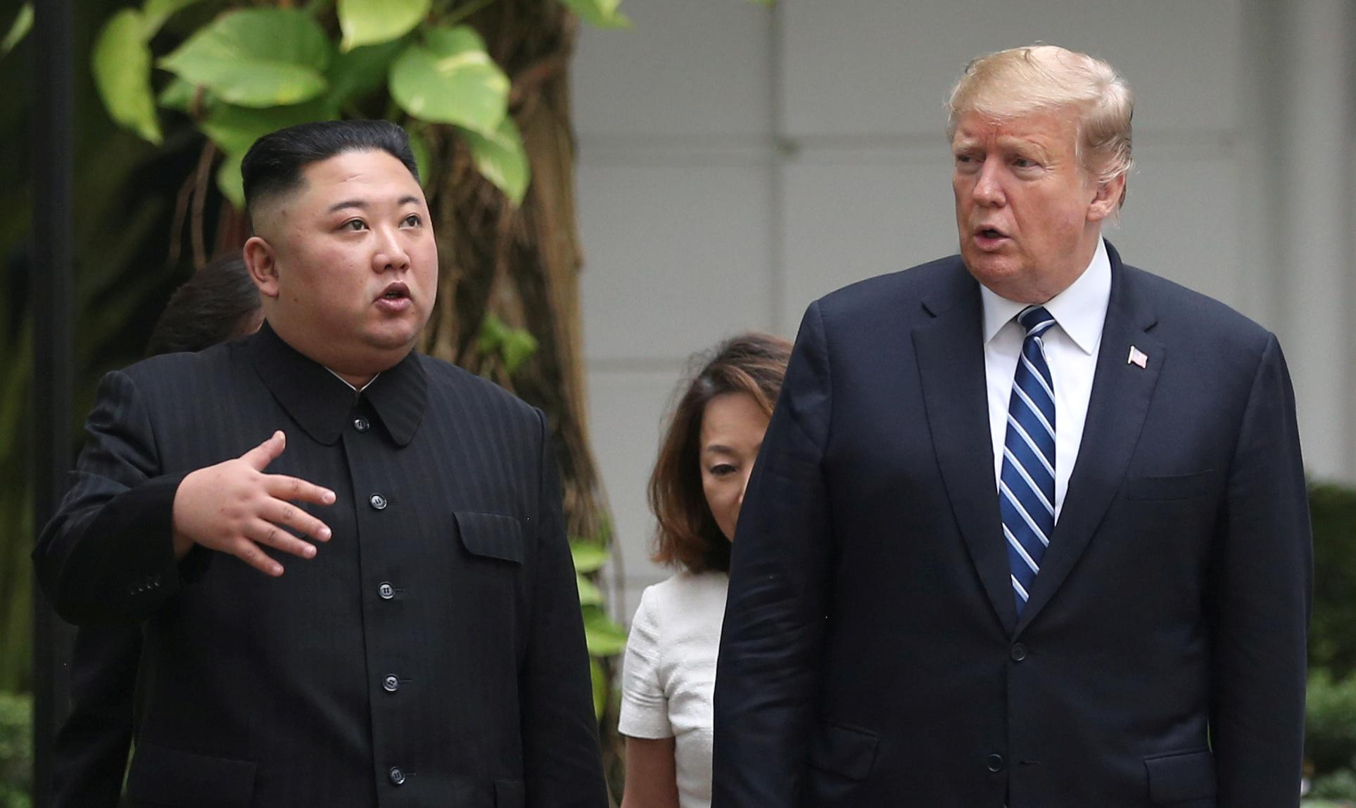 Bắc Hàn đổ lỗi cho Hoa Kỳ về hội nghị thượng đỉnh thất bại