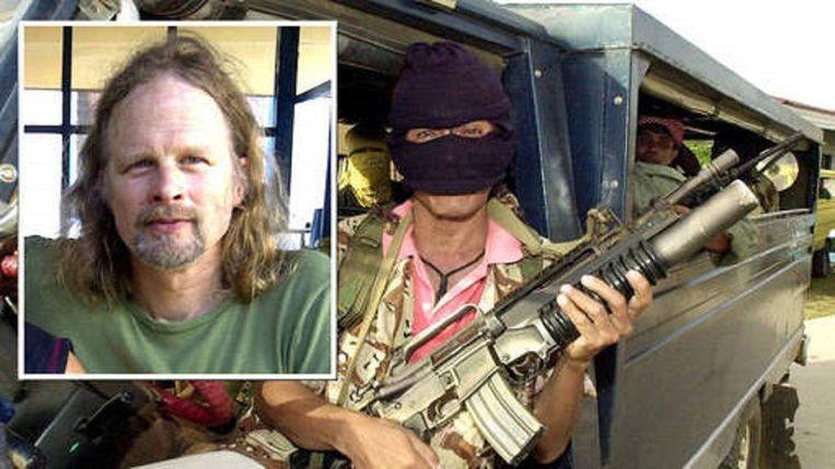 Con tin người Hoà Lan ở Philippines bị giết haị khi cố gắng thoát khỏi lực lượng phiến quân