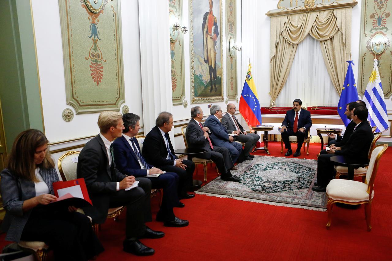 Các cuộc đàm phán ở Na Uy tìm cách xây dựng hòa bình với phe đối lập và Nicolas Maduro