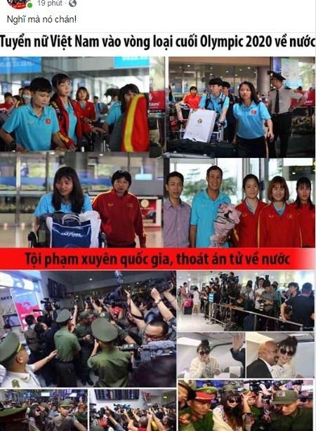 Truyền thông CSVN săn đón Đoàn Thị Hương như một người hùng