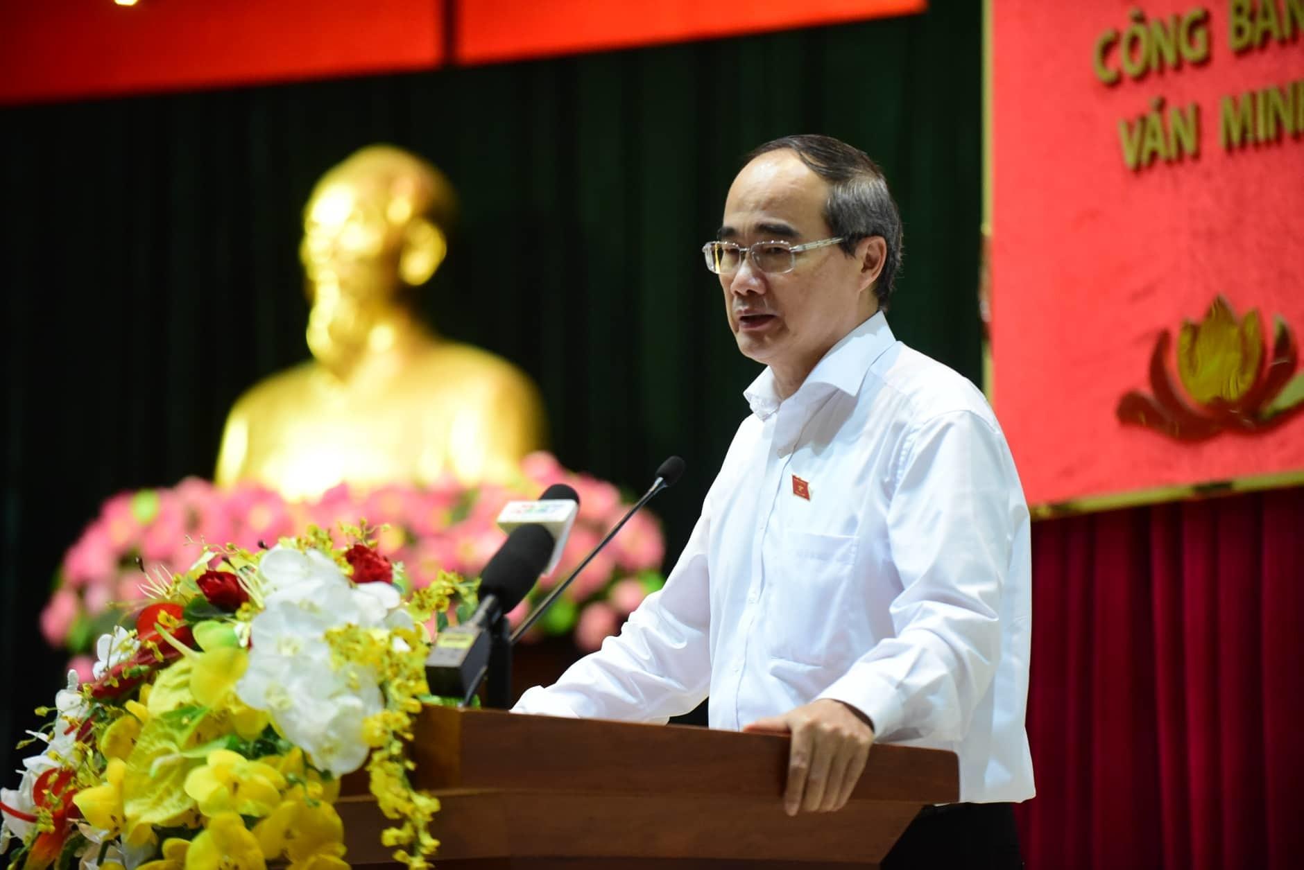 """Nguyễn Thiện Nhân tin rằng Nguyễn Phú Trọng """"sẽ sớm xuất hiện"""""""