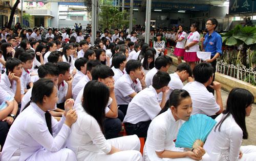 Ủy ban nhân dân thành phố yêu cầu học sinh Sài Gòn phải học phòng chống tham nhũng