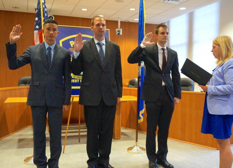 Từ Việt Nam đến sở cảnh sát West Hartford