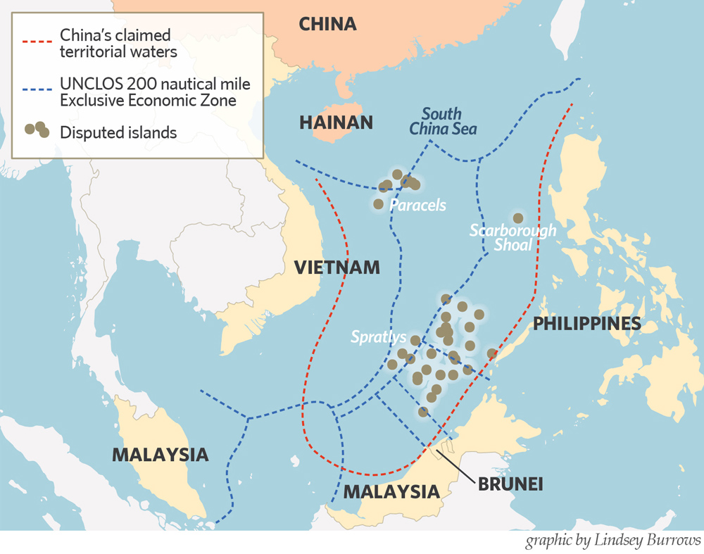 Nhật và Việt Nam tìm giải pháp hoà bình để giải quyết tranh chấp Biển Đông