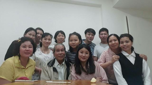Bà chủ tiệm thẩm mỹ gốc Việt thành đạt ở Đài Loan đền đáp công ơn xã hội