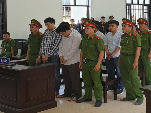 Toà án Ninh Thuận y án vụ 5 cảnh sát gây ra cái chết của nghi phạm
