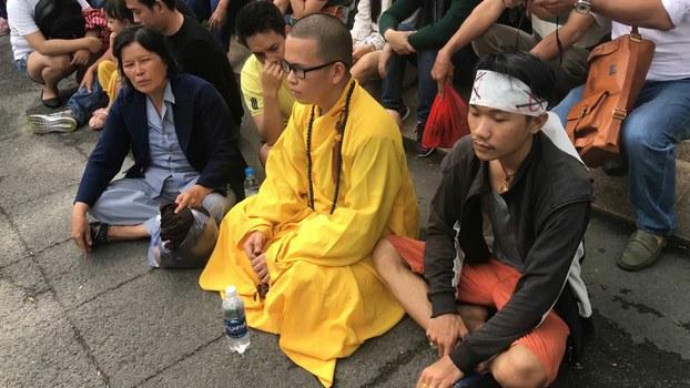 Một vị tăng của Giáo Hội Phật Giáo Việt Nam Thống Nhất vẫn còn bị giam giữ
